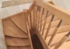 schody dębowe-tralki