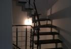 schody DREWNIANO-ALUMINIOWE