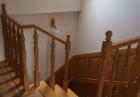 schody zabiegowe Łabowa/ Nowy Sącz